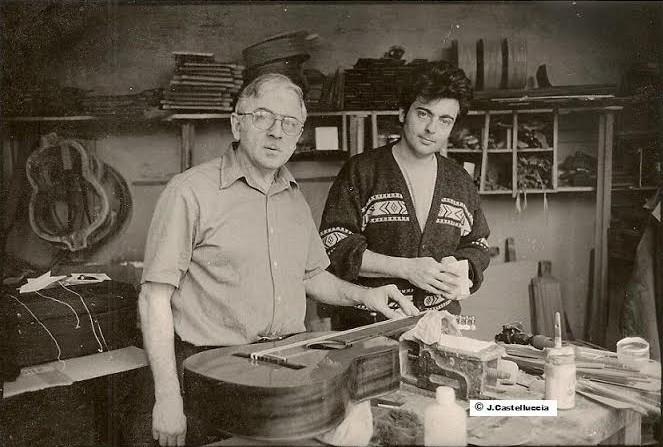 Jacques & Jean-Baptiste Castelluccia