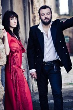 ilaria Graziano & francesco Forni