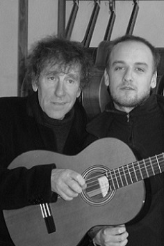 Charles et Alain Souchon